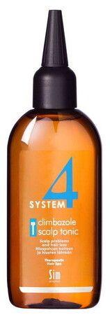 Sim Sensitive System 4 Therapeutic Climbazole Scalp Tonic T - Терапевтический тоник «Т» для всех типов волос 100мл