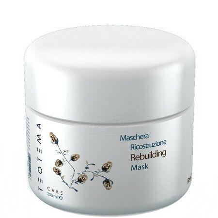 Teotema Rebuilding Mask - Маска восстанавливающая для волос 250мл